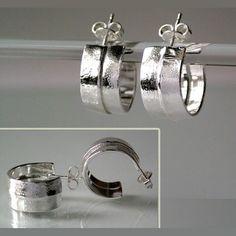 Sophies Silver - Örhängen - Creoler och Ringar - Silver - 2