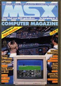 MSX Computer Magazine.