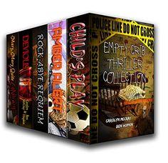 Empty Crib Thrillers Collection by Carolyn McCray http://www.amazon.com/dp/B00OLC1ODU/ref=cm_sw_r_pi_dp_3SUWvb0TWG1QK