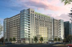 Archstone First + M in Washington, DC  1160 First St NE • Washington, DC 20002 Apartment Communities, Washington Dc, Interior And Exterior, Skyscraper, Multi Story Building, Community, Skyscrapers