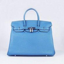 Birkin - Sky Blue  My next Hermes birkin