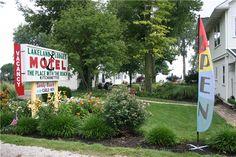 Lakeland Lodges - Vermilion, Ohio.