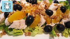 Фитнес-салат. Вкусный и полезный