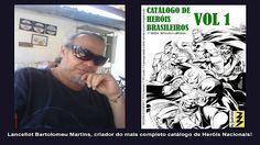 Tony Fernandes Estúdios Pégasus: ENTREVISTA COM LANCELOTT BARTOLOMEU MARTINS, O CRI...