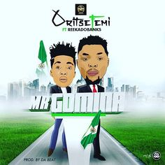 Oritsefemi hits the street with this brand new joint featuring Mavins and Headies award next-rated winner Reekado Banks in MR GOMINA. Banks, New Music, Good Music, Party Songs, Music Library, Album, United Kingdom, Mario, African