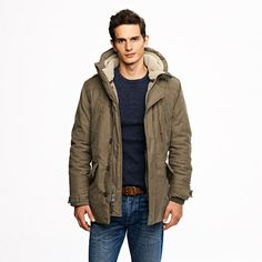 Alpha Industries Slim Fit N-3B Parka : Men&39s Flight Jackets 1000