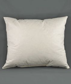 "10"" x 18"" Down Pillow Form - 5/95 