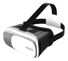 "ednet 87000 VIRTUAL REALITY (VR) GLASSES for Smartphone 4.7"" to 6.00"" 3D Lens"