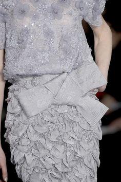 Elie Saab at Couture Spring 2009 (Details)