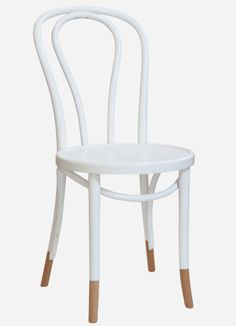No.18 Thonet Chair via Thonetcustom paint finish