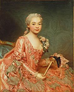 1756 Baroness de Neubourg-Cromière