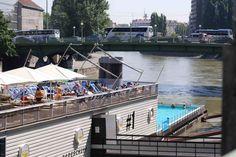 Wien, Badeschiff, Bild: (c) stadtbekannt.at