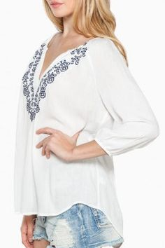 Perfect Day Blouse