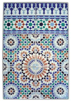 1000 Images About Moroccan Tile On Pinterest Cement