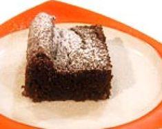 Get Moist Chocolate Polenta Cake Recipe from Food Network