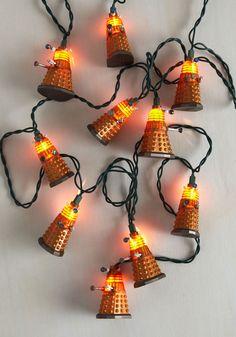 Aesthetically Engineered Mutants String Lights