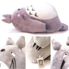 Buy Studio Ghibli My Neighbor Totoro Jumbo Size Sleepy Totoro Plush Doll (to US address only) at Wish - Shopping Made Fun