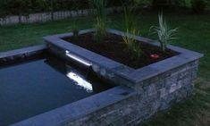 Deck Enclosures, Raised Pond, Garden Pond Design, Pond Water Features, Water Pond, Small Ponds, Fish Ponds, Ponds Backyard, Garden Inspiration