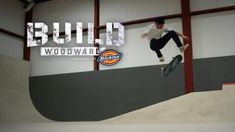 85b122b1685 Jake Hayes Visits Woodward Riviera Maya - EP9 - Build Woodward Presented By  Dickies - Woodward Camp