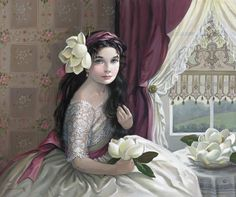 Southern Belle by Pati Bannister