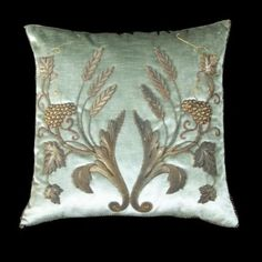 Another wonderful pillow by B. Viz