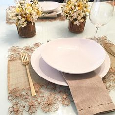 Para o almocinho de Sábado escolhi cores neutras para a #semanamesahits_coresneutras, Adoro! ❤️