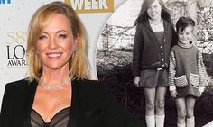 Rebecca Gibney shares struggles with adolescence and domestic violence