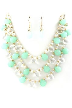 love this necklace. It would dress up something casual