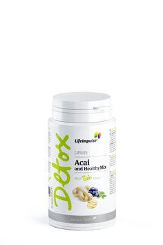 Life Impulse® Acai HealthyMix - http://produse.life-care.bio/life-impulse-acai-healthymix/