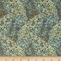 Hoffman - Sonja Bohemian Feather Aventurine M7442-237G
