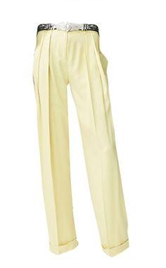 Colored pants - Vogue.it