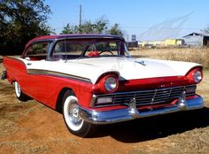1957 Ford Fairlane 500 Hardtop