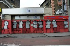 Global Street Art • An In-Depth Interview with London's Stik