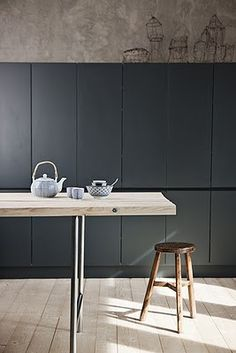 Kitchen Trends for 2013, Blue Tea Kitchens