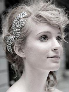 Gorgeous hair, stunning hairpiece
