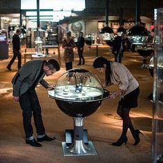 International Watch Museum / Musée international d'horlogerie / Internationales Uhrenmuseum @ La Chaux-de-Fonds Charcoal Grill, Grand Hotel, Place, Kitchen Appliances, Outdoor Decor, Home Decor, Whitewash, Clock Art, Places