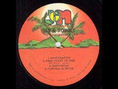Flirting In Space - Sly & Robbie