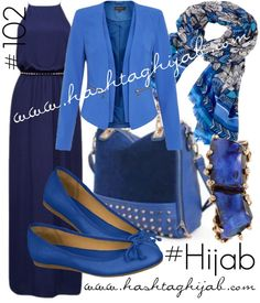 Hashtag Hijab Outfit                                                                                                                                                     More