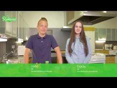 Ravitsemus - kouluruoka - YouTube