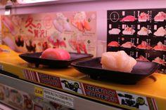 #sushi #japan #kaitenzushi #tokyo