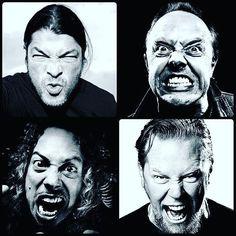 Hopefully we'll see a USofA tour this year. #Metallica #hardwiredworldtour