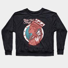 Shop Coral Moonlit - Goddess Of Egypt Black Girl Magic black girl magic crewneck sweatshirts designed by kenallouis as well as other black girl magic merchandise at TeePublic.