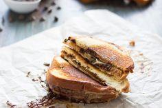 Grilled Buckeye Sandwich by Food Fanatic