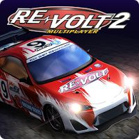 Re-Volt 2 is more of an upgrade which incorporates a move to freemium payment model (vote here on how much you like in-app purchases).  The maps have tweaked and some new vehicles added with the free to play challenges & in-app purchase access to additional upgrades & the multiplayer grand prix mode. Game-play itself is buttery smooth, but 1 issue I had with game was severe lag while navigating the menus. Press an option and be prepared to wait for as much as five seconds to see a response.