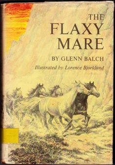 The Flaxy Mare by Glenn Balch