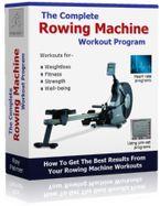 rowing machine program