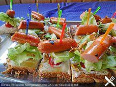 Hotdog - Spießchen
