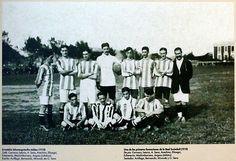 Real Sociedad 1910.