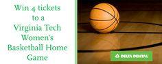 Win tickets to see the Virginia Tech Hokies Women's Basketball team take on the 2012-2013 season! #VA #Hokies #VT #basketball