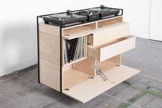 Selectors Cabinet designed by Studio Rik ten Velden